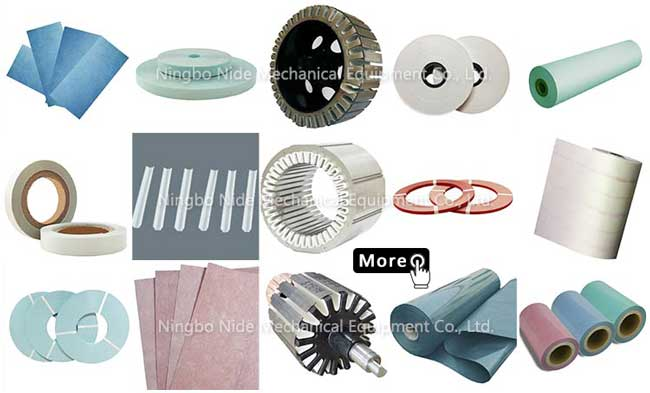 electrical insulation material motor winding insulation paper wedge